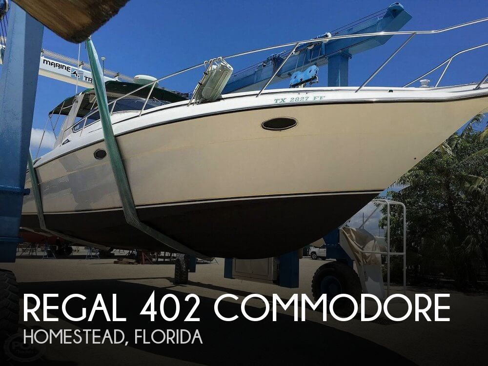 Used Regal 40 Boats For Sale by owner | 1999 Regal 40