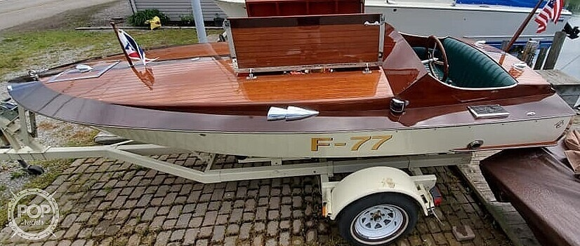 1977 Adams Craft boat for sale, model of the boat is F-77 & Image # 9 of 40