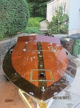 1977 Adams Craft boat for sale, model of the boat is F-77 & Image # 10 of 40