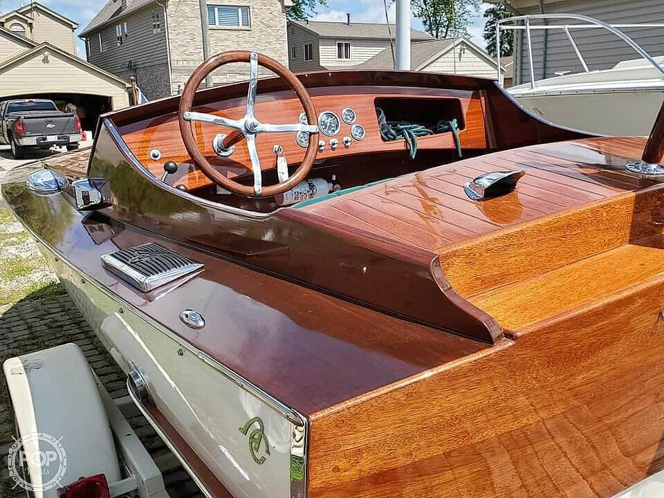 1977 Adams Craft boat for sale, model of the boat is F-77 & Image # 15 of 40