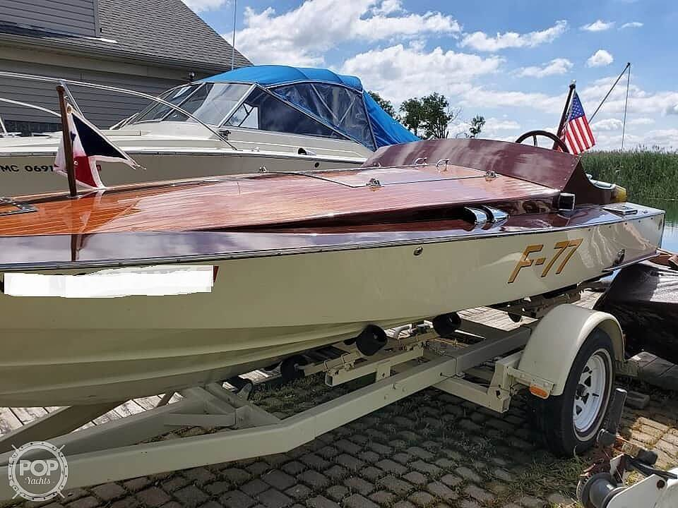 1977 Adams Craft boat for sale, model of the boat is F-77 & Image # 16 of 40