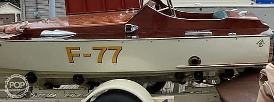 1977 Adams Craft boat for sale, model of the boat is F-77 & Image # 17 of 40