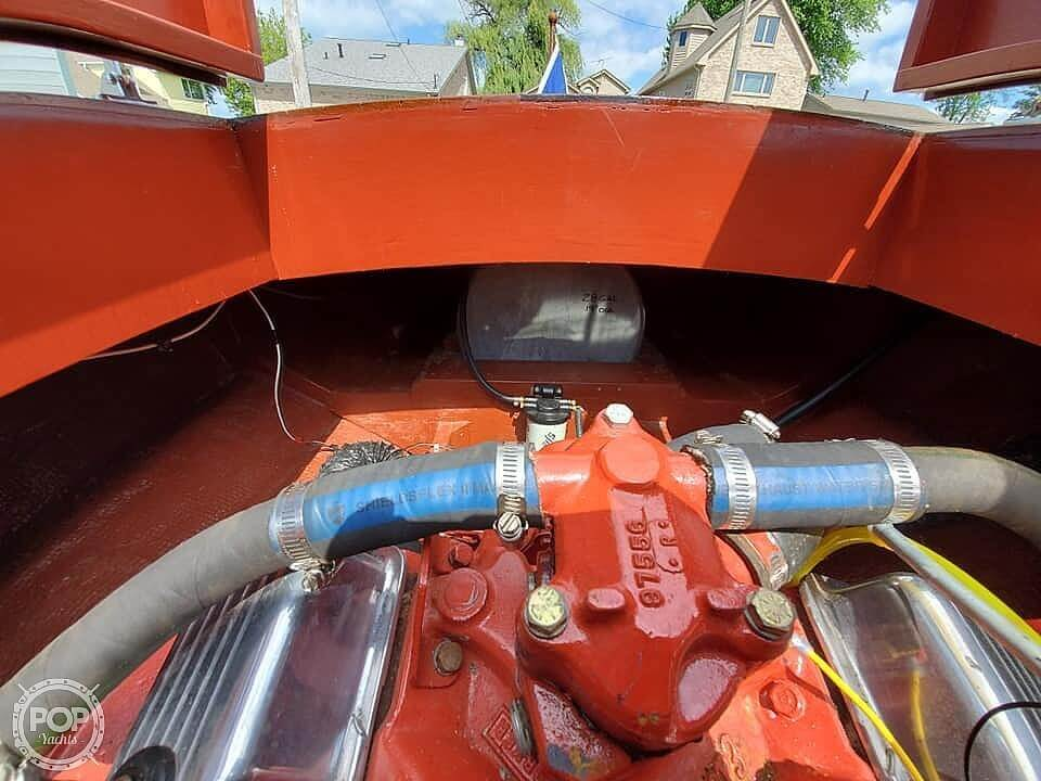 1977 Adams Craft boat for sale, model of the boat is F-77 & Image # 35 of 40