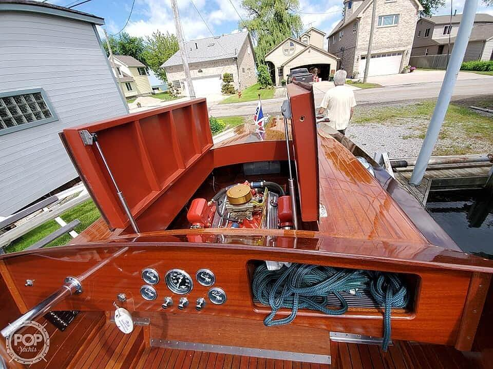 1977 Adams Craft boat for sale, model of the boat is F-77 & Image # 2 of 40
