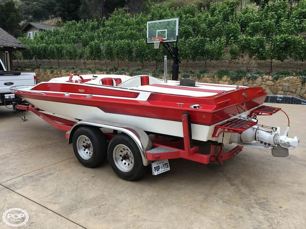 1987 Hallett boat for sale, model of the boat is Super-Sport 20 & Image # 5 of 40