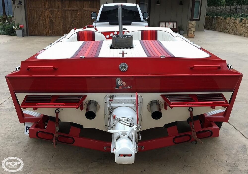 1987 Hallett boat for sale, model of the boat is Super-Sport 20 & Image # 6 of 40