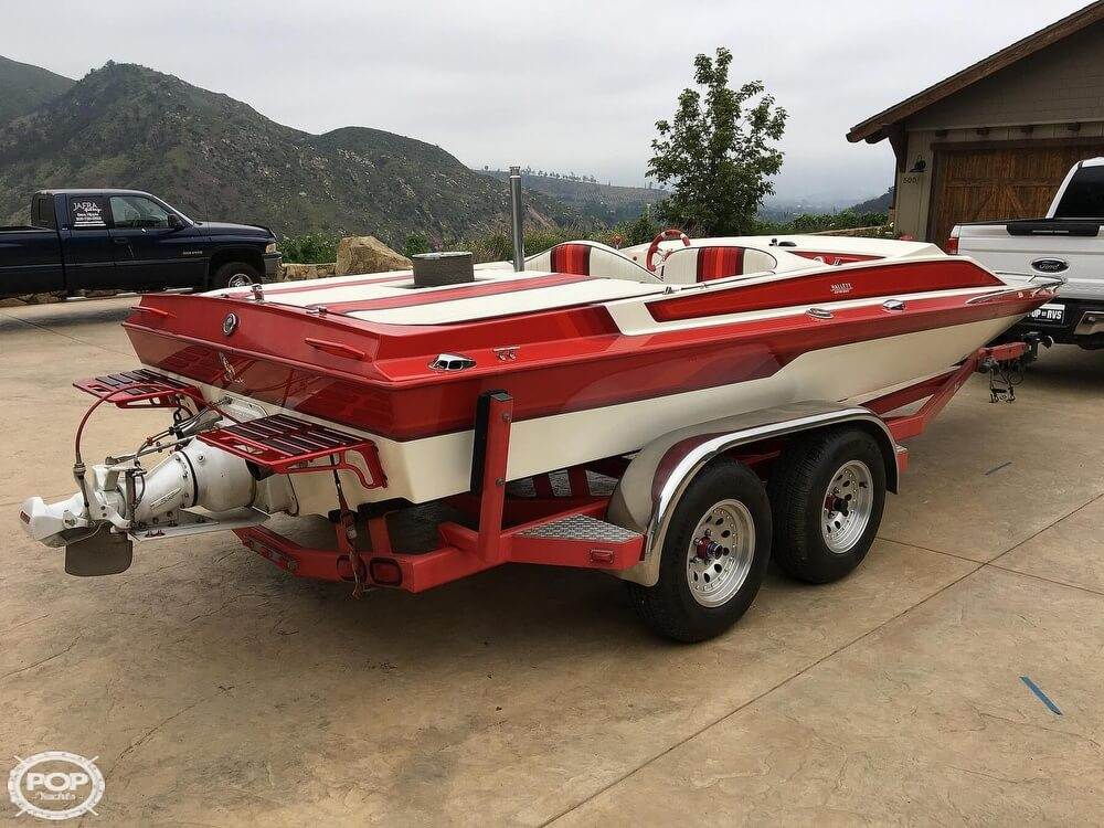 1987 Hallett boat for sale, model of the boat is Super-Sport 20 & Image # 7 of 40
