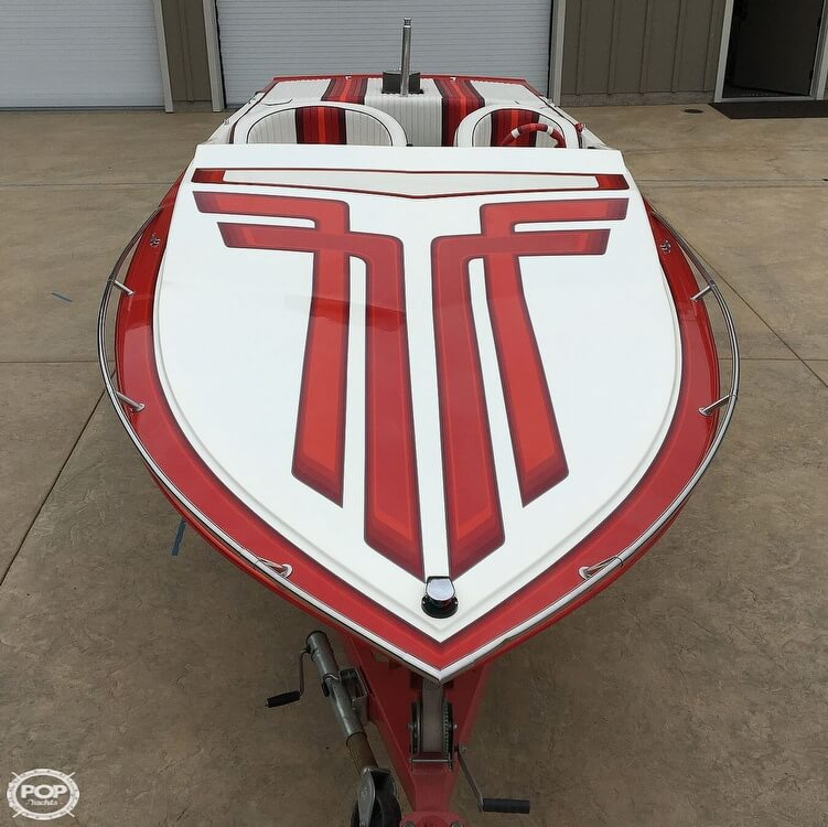 1987 Hallett boat for sale, model of the boat is Super-Sport 20 & Image # 18 of 40