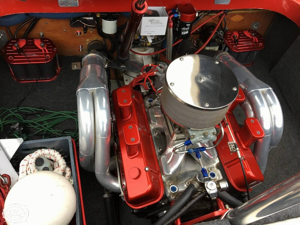 1987 Hallett boat for sale, model of the boat is Super-Sport 20 & Image # 12 of 40
