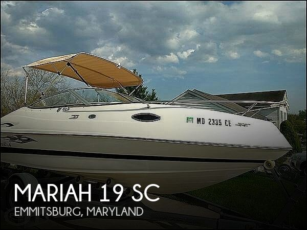 Used Mariah Boats For Sale by owner | 2007 Mariah 19