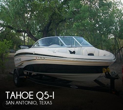 Used Tahoe Boats For Sale in Texas by owner | 2010 Tahoe 19