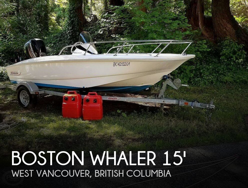 Used Boston Whaler 15 Boats For Sale by owner | 2014 Boston Whaler 15