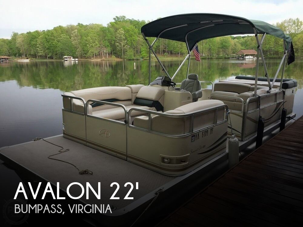 Used Avalon Boats For Sale by owner | 2005 Avalon 22