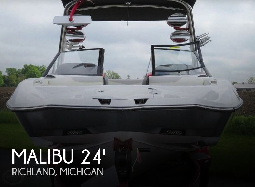 Used Boats For Sale in South Bend, Indiana by owner   2014 Malibu 24