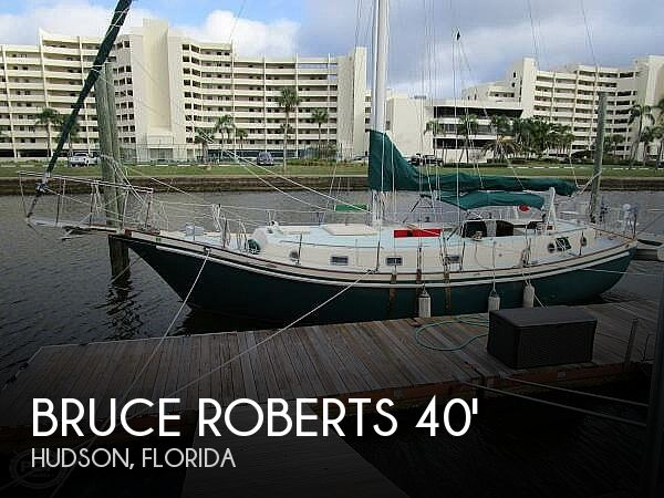 Used Bruce Roberts Boats For Sale by owner | 2006 Bruce Roberts 40