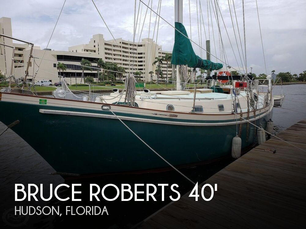2006 Bruce Roberts boat for sale, model of the boat is Spray 40 & Image # 1 of 40