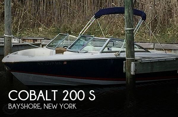 Used Ski Boats For Sale in New York by owner | 2015 Cobalt 20