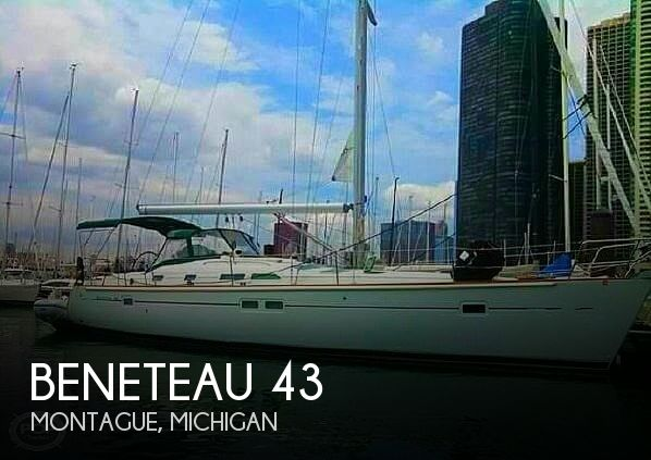 Used Boats For Sale in Grand Rapids, Michigan by owner | 2004 Beneteau 43