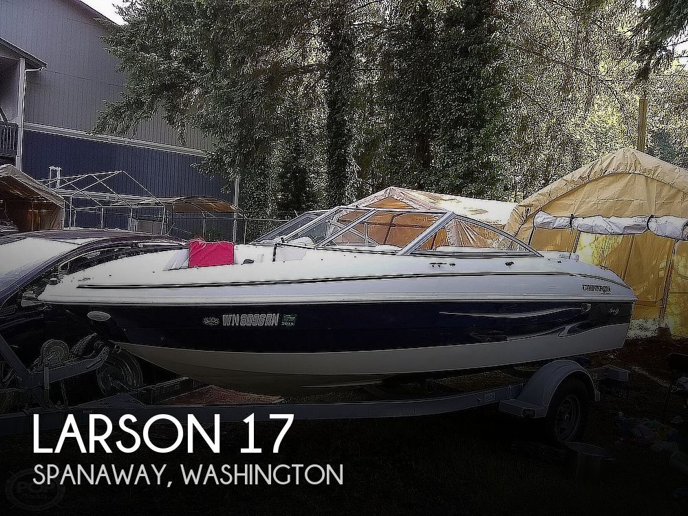 Used Larson Boats For Sale in Washington by owner | 2010 Larson 17