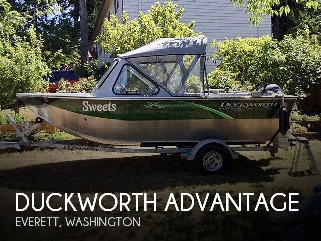 Used Duckworth Boats For Sale by owner | 2016 Duckworth 16
