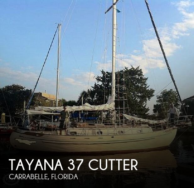 Used Boats For Sale in Tallahassee, Florida by owner | 1985 Tayana 37