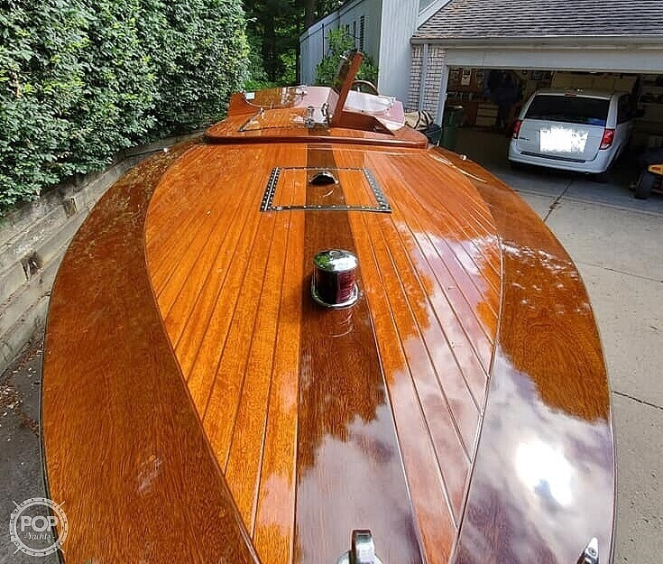 1969 Adams Craft boat for sale, model of the boat is G68 & Image # 8 of 41