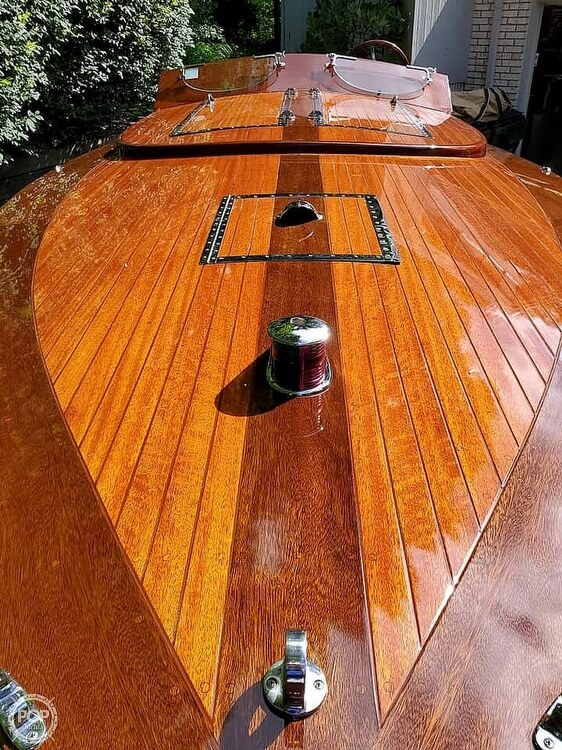 1969 Adams Craft boat for sale, model of the boat is G68 & Image # 4 of 41