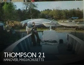 Used Thompson Boats For Sale by owner | 1972 Thompson 21