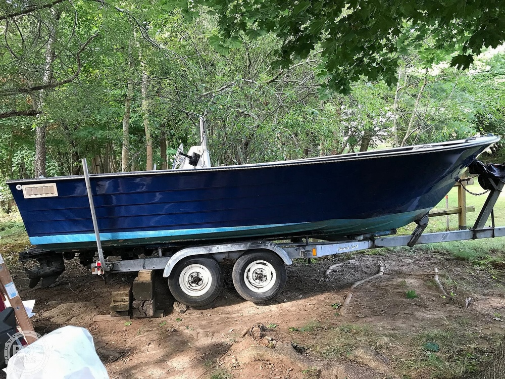 1972 Thompson boat for sale, model of the boat is 21 & Image # 4 of 41