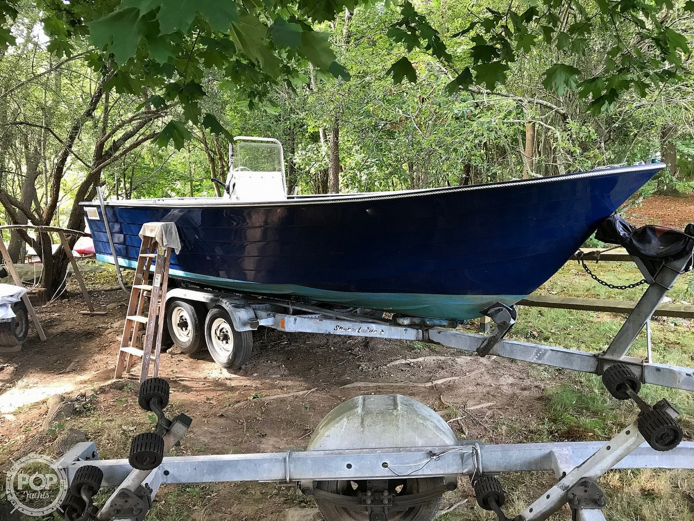 1972 Thompson boat for sale, model of the boat is 21 & Image # 5 of 41