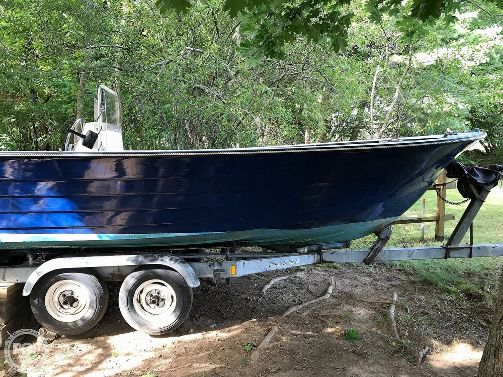 1972 Thompson boat for sale, model of the boat is 21 & Image # 8 of 41