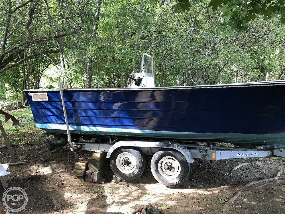 1972 Thompson boat for sale, model of the boat is 21 & Image # 7 of 41