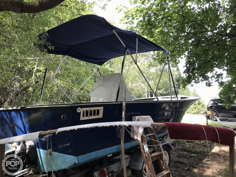 1972 Thompson boat for sale, model of the boat is 21 & Image # 2 of 41