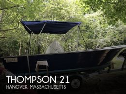 1972 Thompson 21