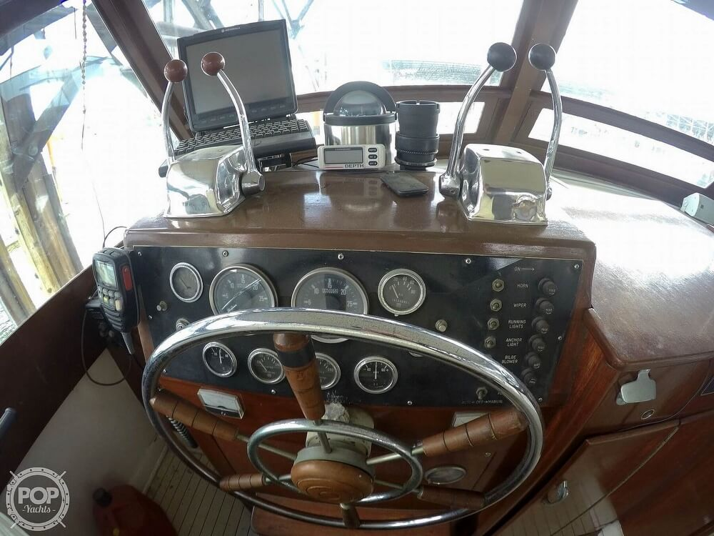 1965 Pacemaker boat for sale, model of the boat is 42 & Image # 20 of 40