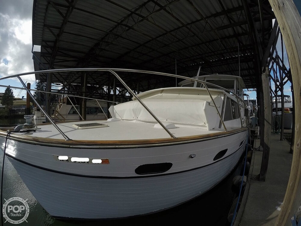 1965 Pacemaker boat for sale, model of the boat is 42 & Image # 2 of 40