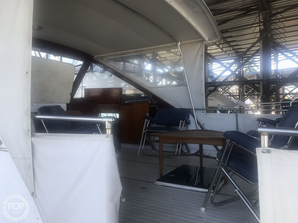 1965 Pacemaker boat for sale, model of the boat is 42 & Image # 29 of 40