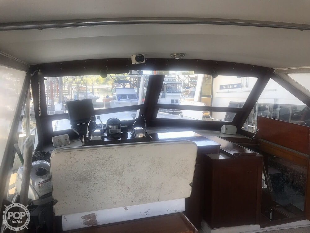 1965 Pacemaker boat for sale, model of the boat is 42 & Image # 31 of 40