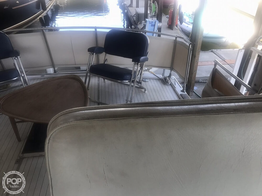 1965 Pacemaker boat for sale, model of the boat is 42 & Image # 35 of 40