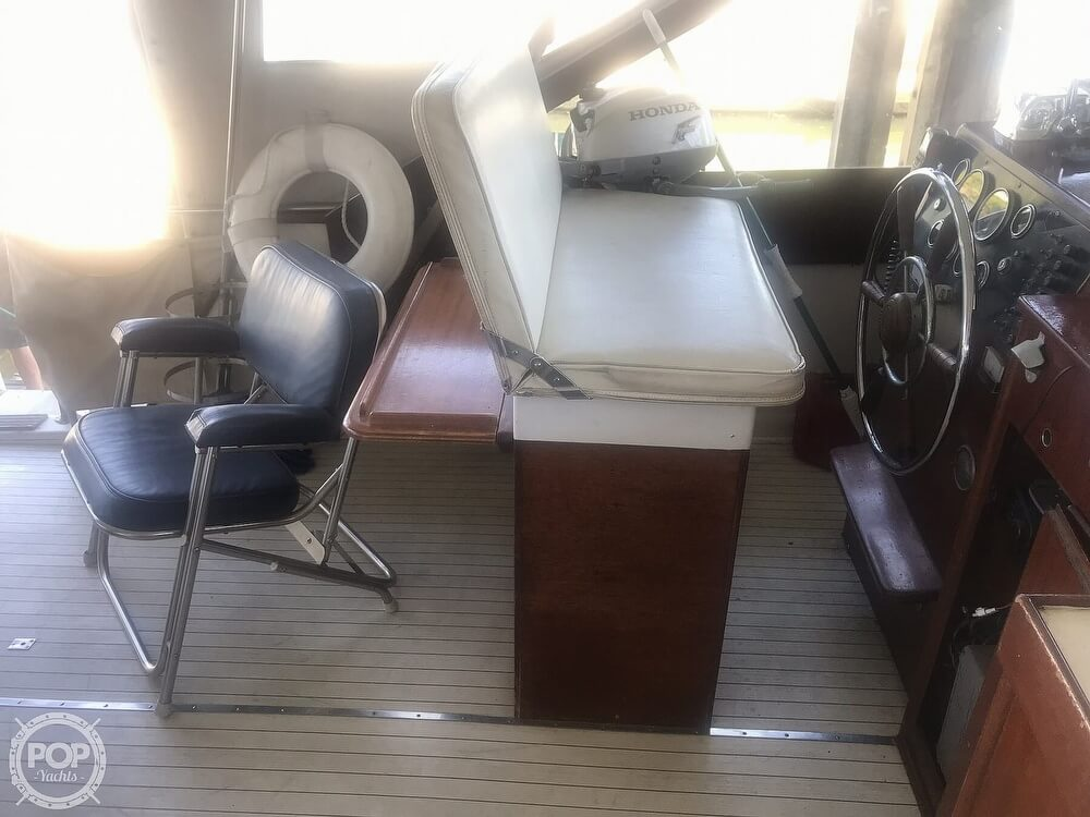1965 Pacemaker boat for sale, model of the boat is 42 & Image # 37 of 40