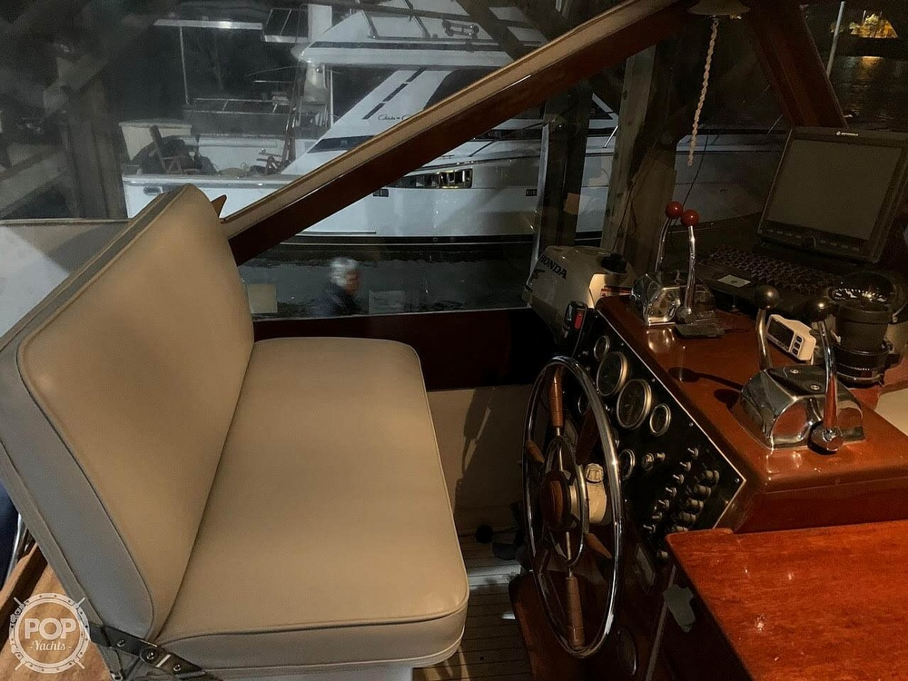 1965 Pacemaker boat for sale, model of the boat is 42 & Image # 8 of 40