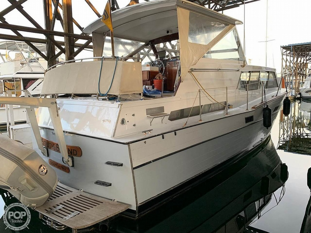 1965 Pacemaker boat for sale, model of the boat is 42 & Image # 3 of 40