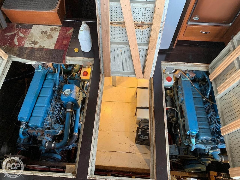 1965 Pacemaker boat for sale, model of the boat is 42 & Image # 9 of 40