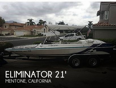 Used ELIMINATOR Boats For Sale by owner | 1997 Eliminator 20