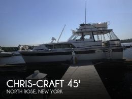 1973 Chris-Craft 45 Commander