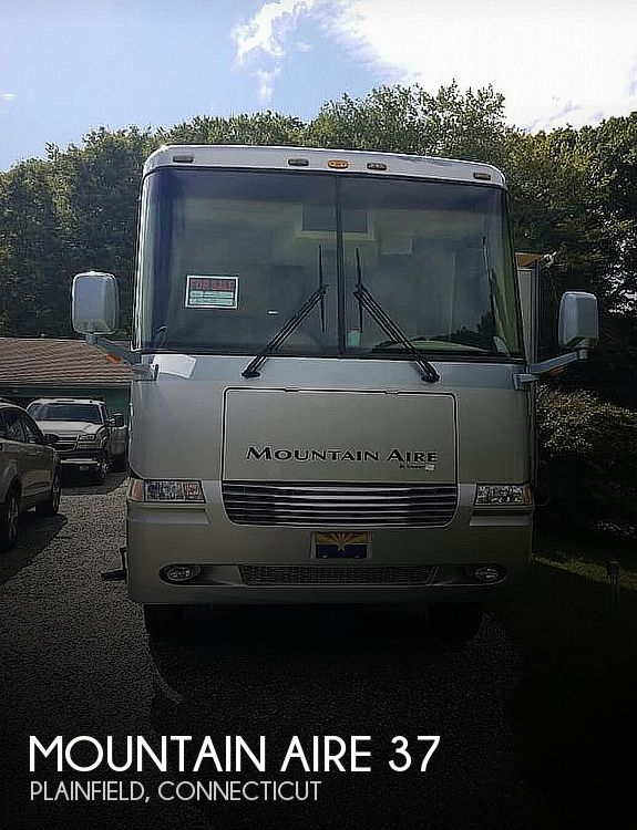 2003 Newmar Mountain Aire 37