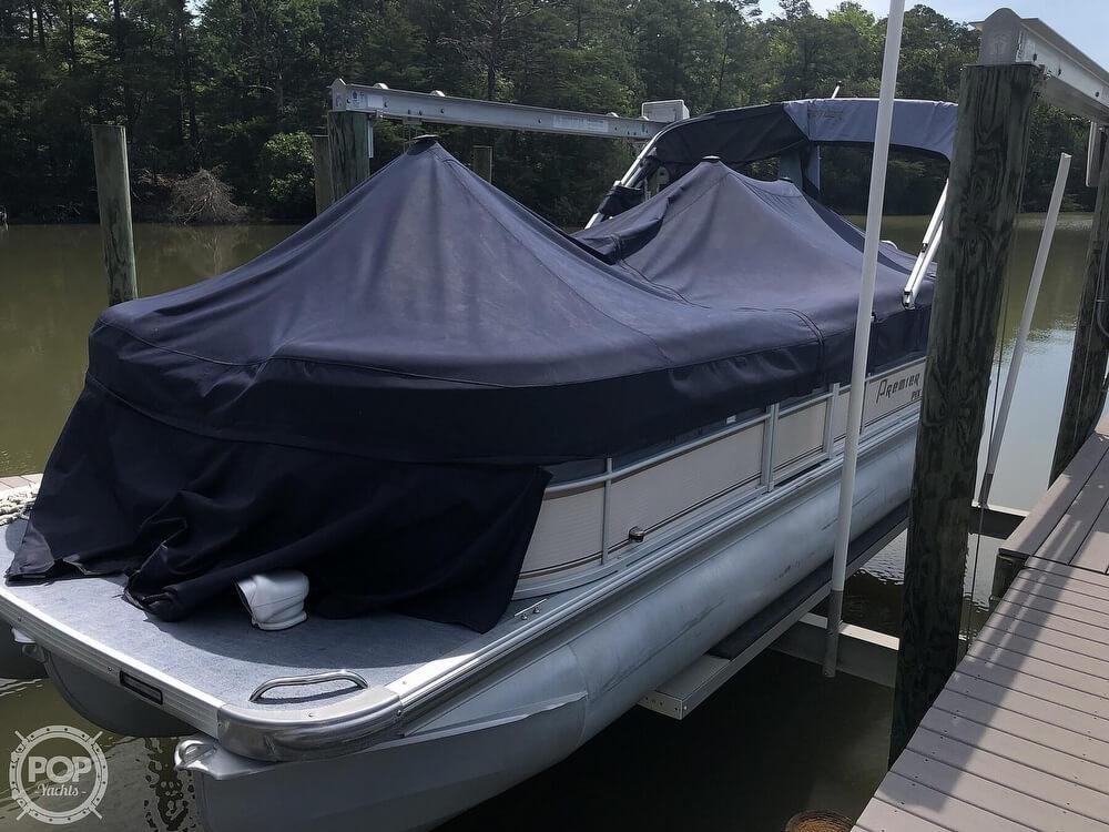 2007 Premier Pontoons boat for sale, model of the boat is Legend 225 PTX & Image # 4 of 41