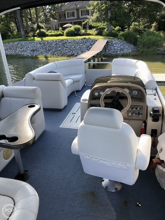 2007 Premier Pontoons boat for sale, model of the boat is Legend 225 PTX & Image # 5 of 41