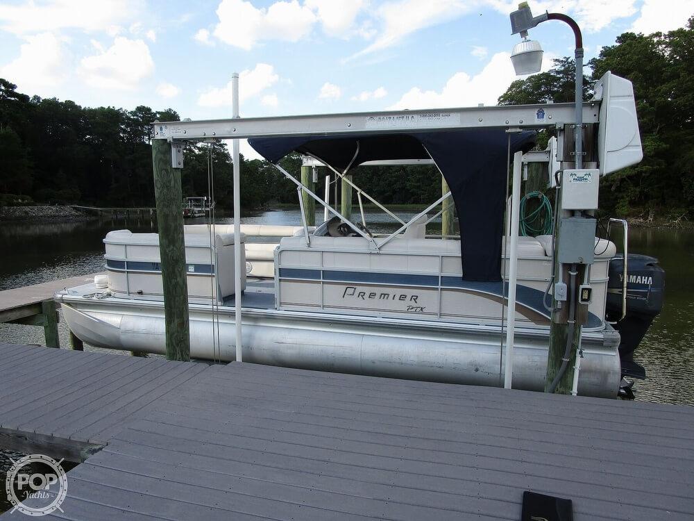 2007 Premier Pontoons boat for sale, model of the boat is Legend 225 PTX & Image # 7 of 41