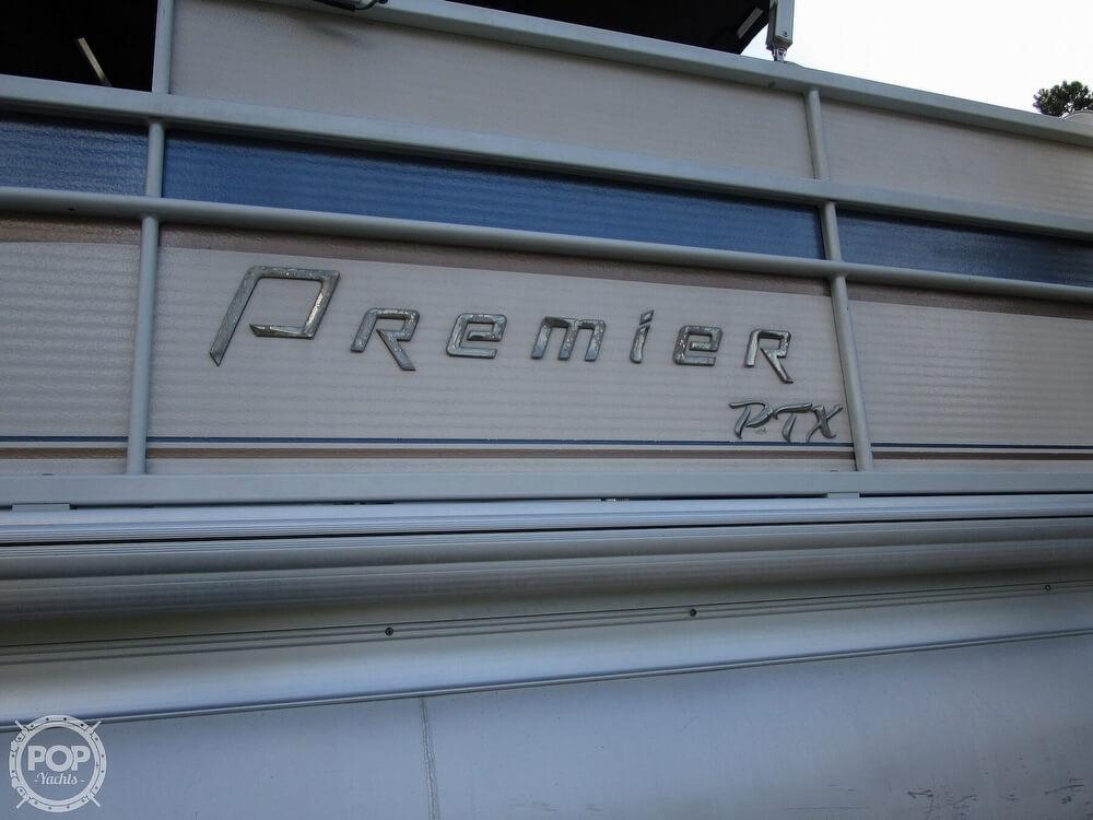 2007 Premier Pontoons boat for sale, model of the boat is Legend 225 PTX & Image # 11 of 41